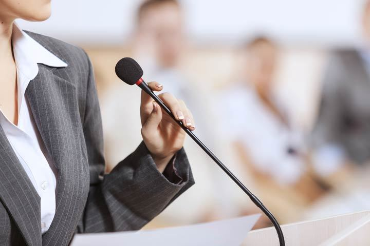 How To Add More Women Speakers To Your Meeting
