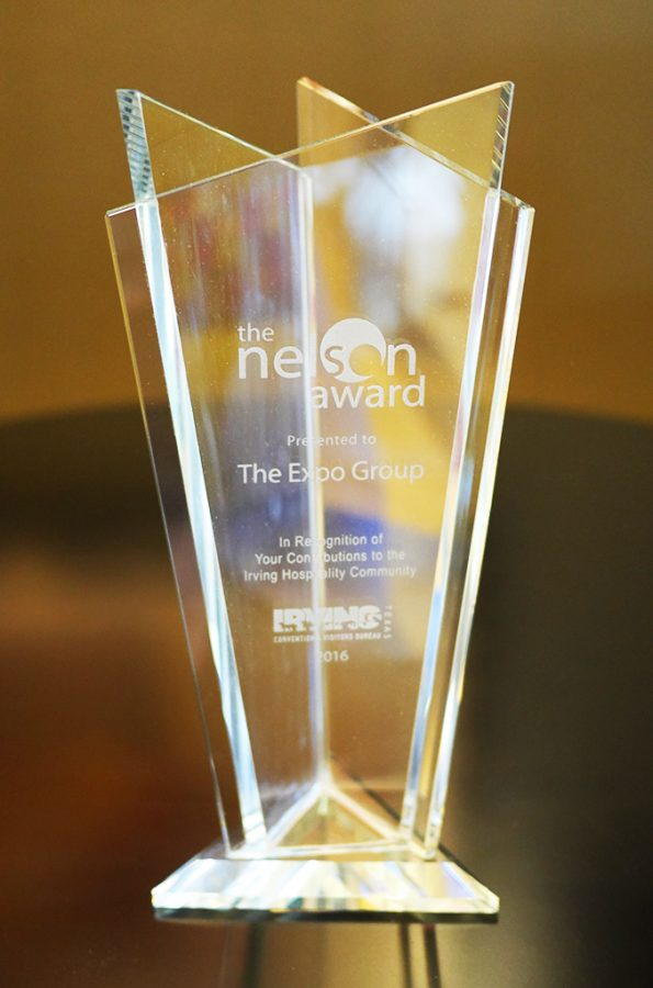 The Expo Group Honored With Nelson Award
