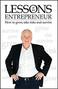 Lessons of an Entrepreneur Book Released