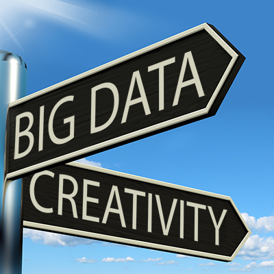 Use And, Not Or, When It Comes To Big Data and Creativity
