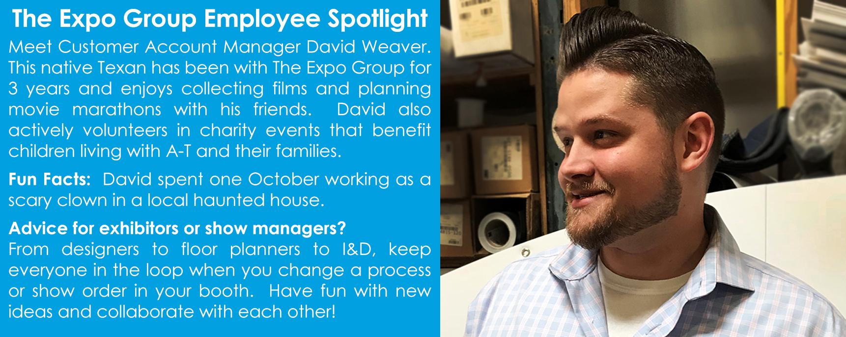 Employee Spotlight November 2018