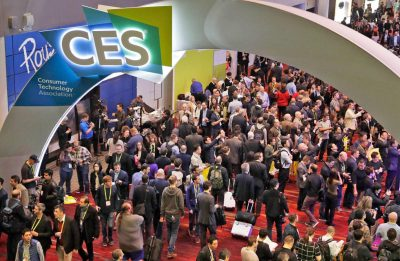 Top 5 Tech Trends from CES 2019
