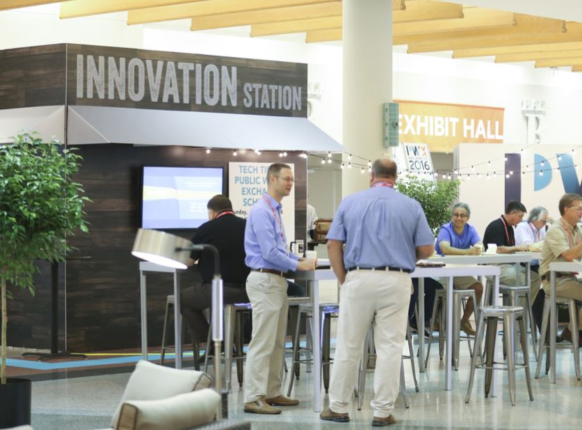The Invisible Exhibitor: Implement Innovation Now