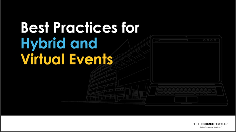 Best Practices For Hybrid and Virtual Events Guide