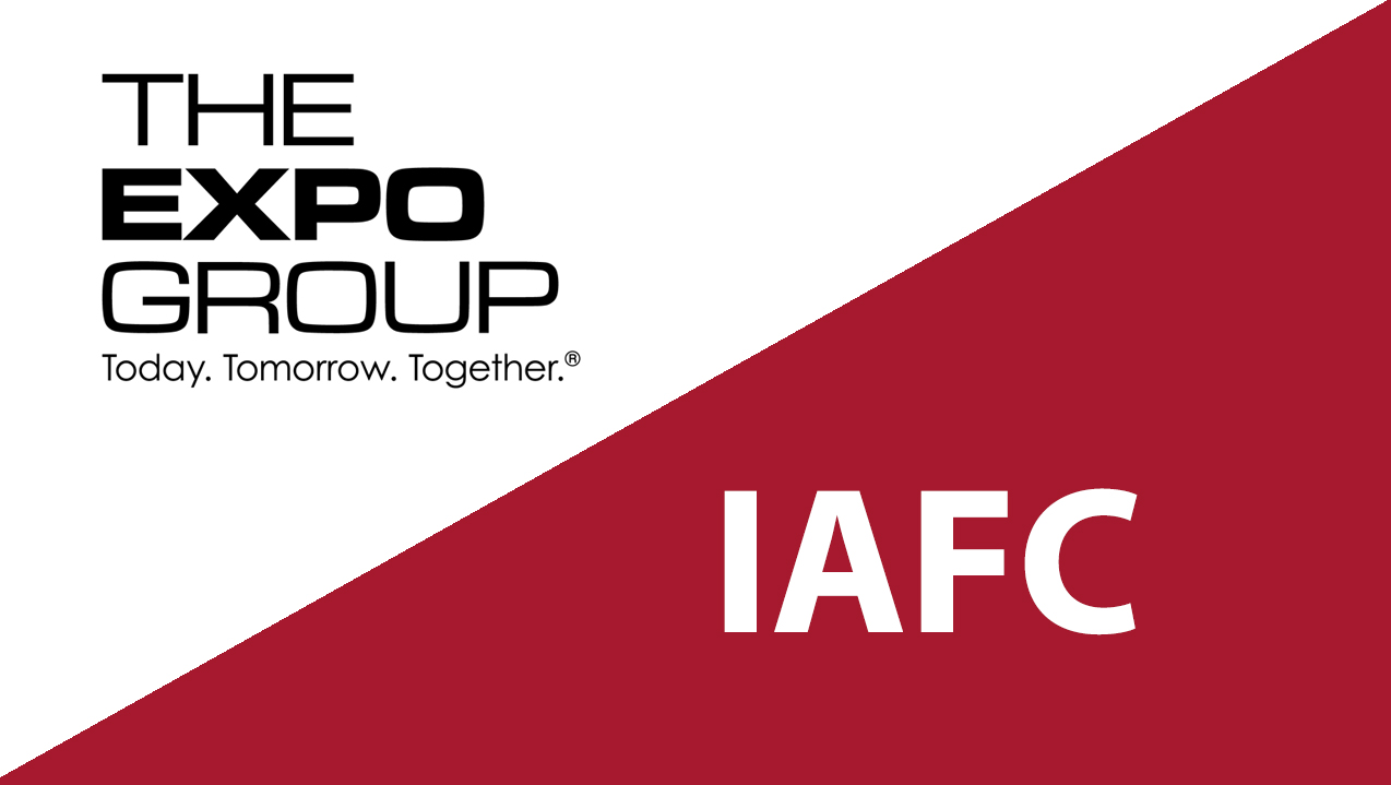 IAFC Shows Confidence in The Expo Group & Return to Trade Shows