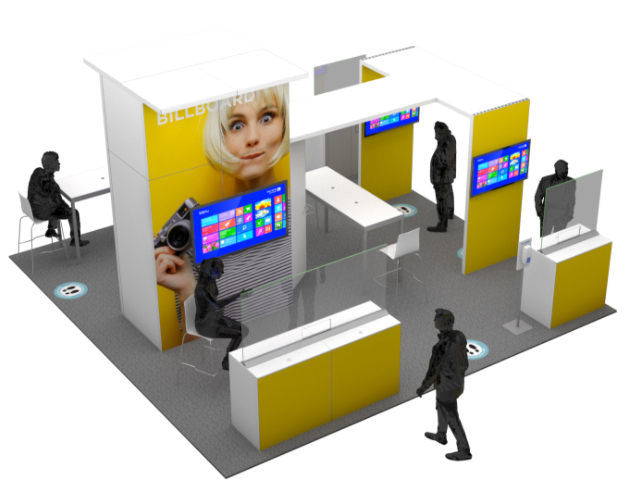 Rethinking the Booth from an Exhibitor Perspective